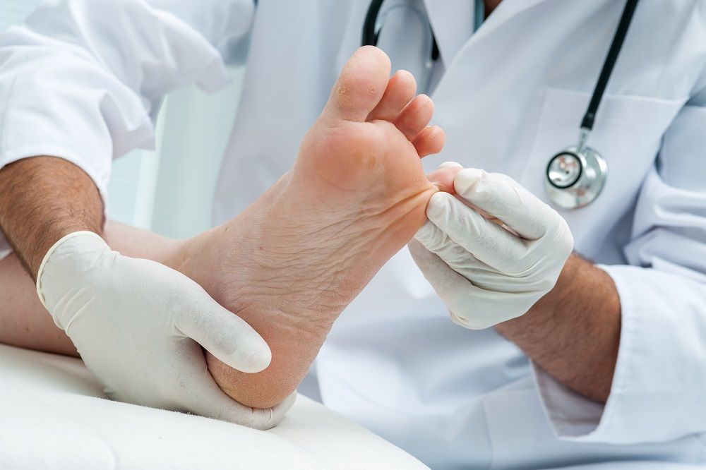Foot Health Checkup
