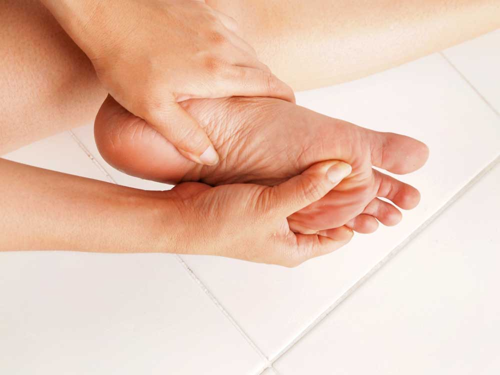 Foot Care Treatment